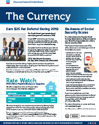 The Currency CFCU January 2019