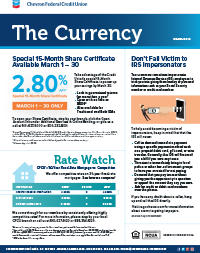 The Currency - March 2019